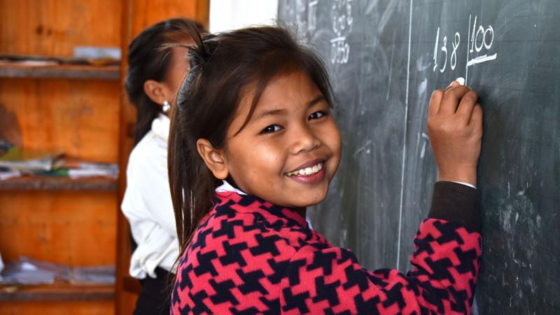 Undervisningsopplegg om utdanning for jenter