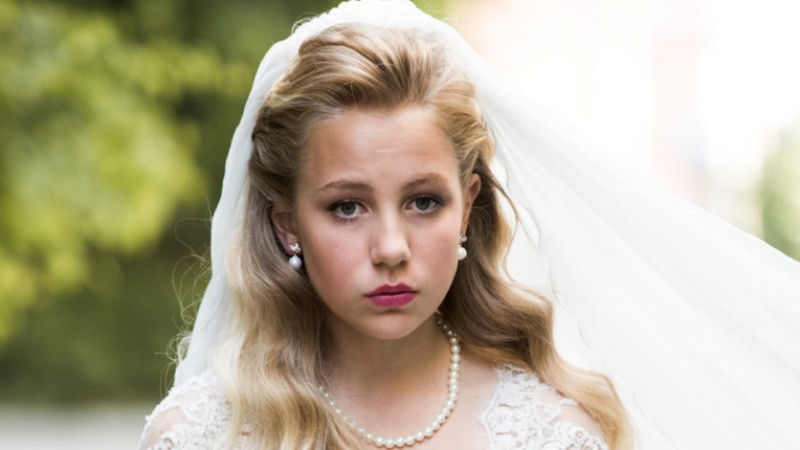 12-year-old Thea is about to marry 37-year-old Geir