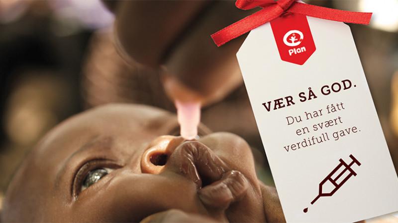Digitalt gavekort: Vaksine